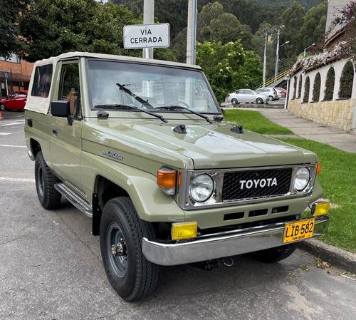 Toyota Land Cruiser Fj73 1987