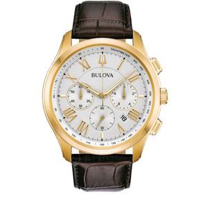 Relógio Bulova Masculino Chronograph 97b169