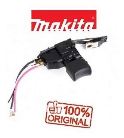 Chave Interruptor Parafusadeira Bdf / Bhp456 Makita Original