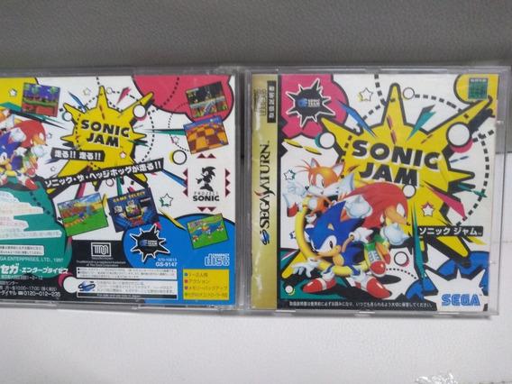 Sonic Jam Sega Saturn Jap
