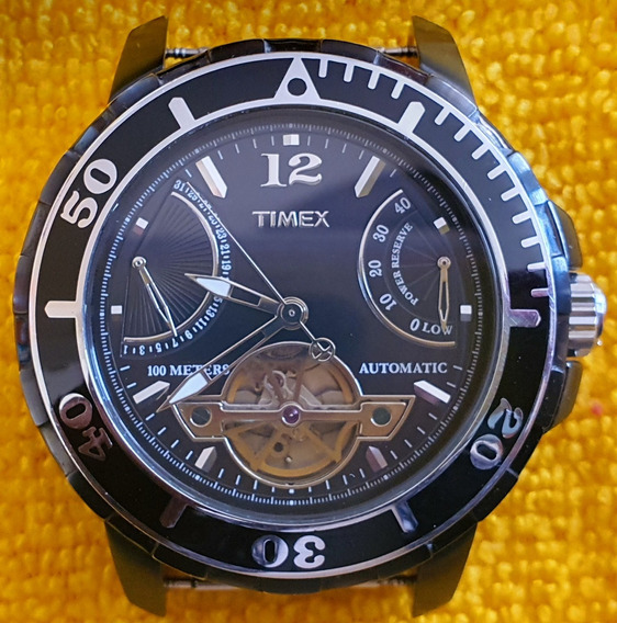 Timex Automatic Power Reserve