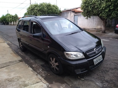 Chevrolet Zafira 2.0 Elite Flex Power Aut. 5p 2005