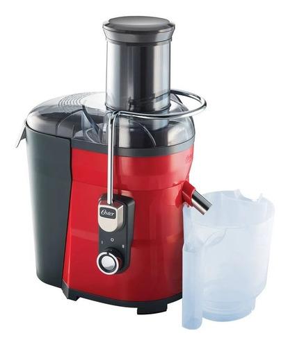 Extractor De Jugos Oster® Fpstje317r Rojo