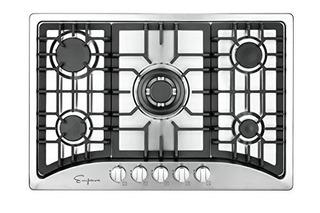 Empava Empv30gc5b70c Quemador De Cocina De Acero Inoxidable