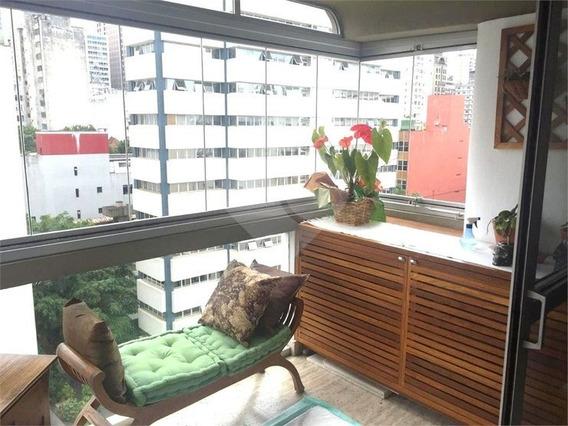 2 Vagas No Jardim Paulista! Imóvel Especial Na Região! - 345-im356465