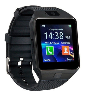 Reloj Smartwatch Bluetooth Sim Pro Celular Camara Loi