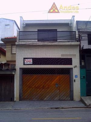 Sobrado Residencial À Venda, Lauzane Paulista, São Paulo - So0901. - So0901