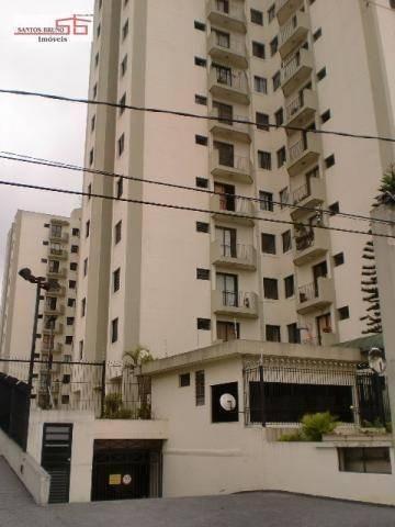 Apartamento Com 2 Dormitórios À Venda, 50 M² Por R$ 259.000,00 - Limão (zona Norte) - São Paulo/sp - Ap2583