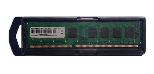 Imagem 1 de 1 de Memória Multilaser 4gb Ddr3 1600mhz Para Desktop