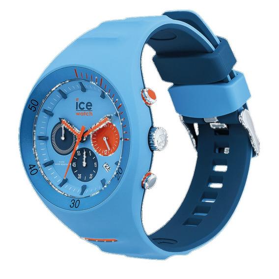Reloj Análogo Marca Ice Modelo: 014949 Color Azul Para Unise