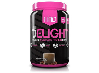 Proteina Fitmiss Delight 2 Lbs (36 Srvs) Varios Sabores!