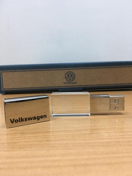 Pen Drive 4gb Logo Volkswagen Collection