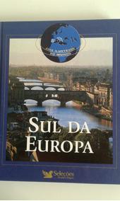 Livro Sul Da Europa - Guia Ilustrado