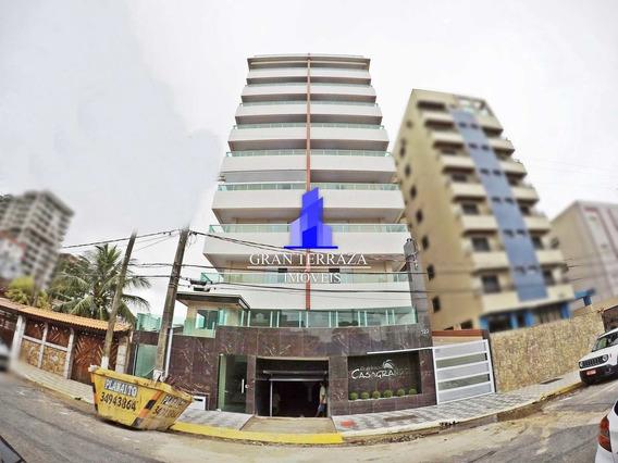 Apartamento Com 2 Dorms, Caiçara, Praia Grande - R$ 260 Mil, Cod: 356 - V356