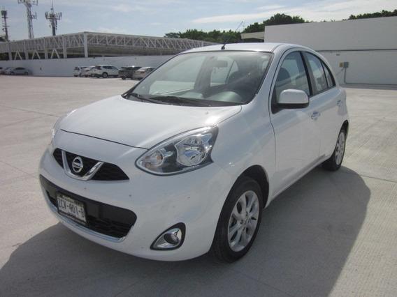 Nissan March Advance Tm 2018 1.6 Lts. Cancun 21329954