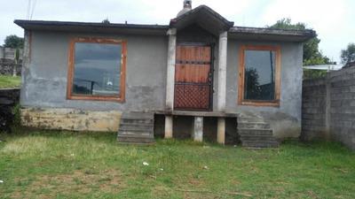 Se Vende Casa En Obra Negra Con Ventanas, Puerta Y Tapisa