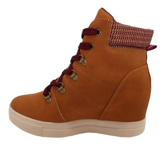 Bota Dakota Sneaker Cano Baixo G0791 Original