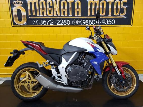 Honda Cb 1000 R - Branca - 2013 - Km 29 000