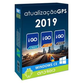 Atualização Gps 2019 Igo8 + Amigo + Primo Ultimate Download