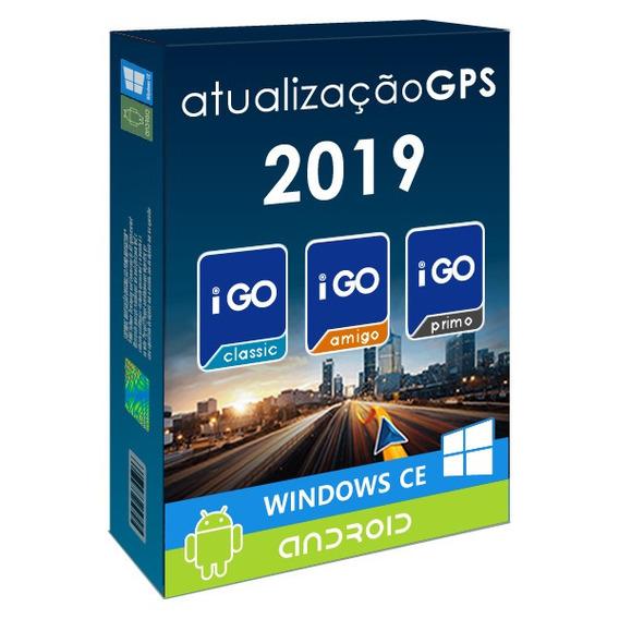Atualização Gps Igo8 + Amigo + Primo Ultimate Download