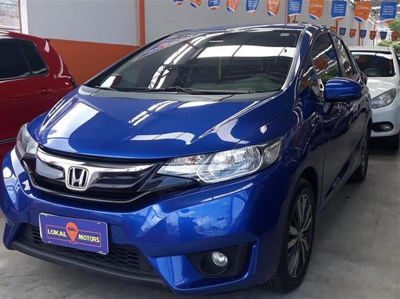 Honda Fit 1.5 Ex 16v Flex 4p Automatico 2014/2015