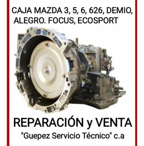 Caja Mazda 3, 5, 626 (incluye Turbina Aceite Instalación)