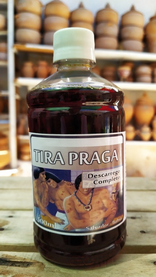 Banho Tira Praga - Limpeza