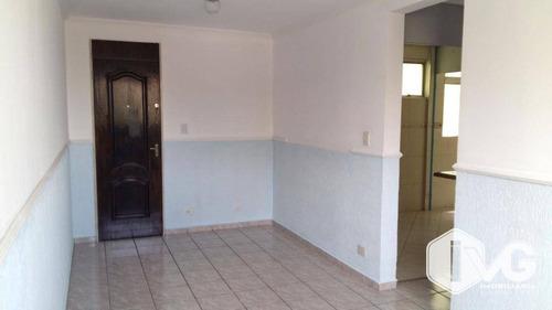 Imagem 1 de 11 de Apartamento À Venda, 60 M² Por R$ 220.000,00 - Jardim São Judas Tadeu - Guarulhos/sp - Ap1801
