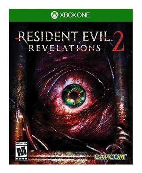 Resident Evil Revelations 2 Xbox One Lacrado