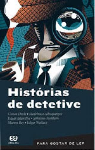 Imagem 1 de 1 de Para Gostar De Ler - Vol. 12 - Historias De Detetive