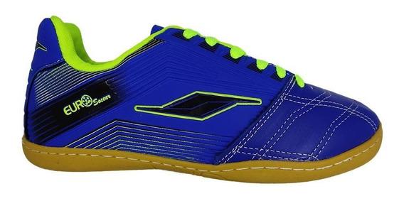 Chuteira Futsal Indoor Euro Soccer 011393