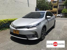 Toyota Corolla Seg Modelo 2019-11.400km