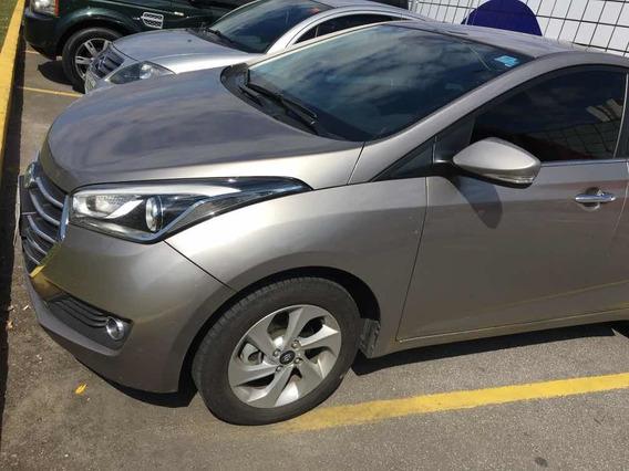 Hyundai Hb20s 2017 1.6 Premium Flex Aut. 4p