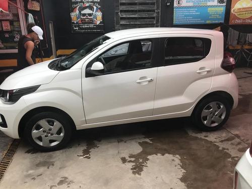 Fiat Mobi 2020 1.0 Like Flex 5p