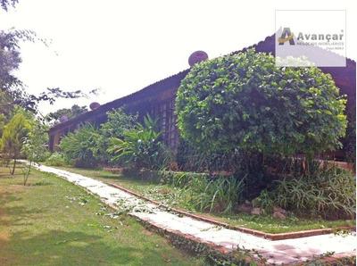 Rancho Residencial À Venda, Zona Rural, Gravatá. - Ra0004