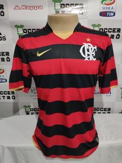 Camisa Flamengo 2008-09 Adriano 10