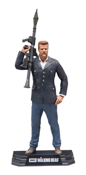 Mcfarlane The Walking Dead Abraham Ford Color Tops #7