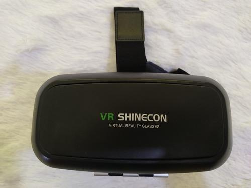 Lentes Vr Realidad Virtual Para Celular Marca Shinecon