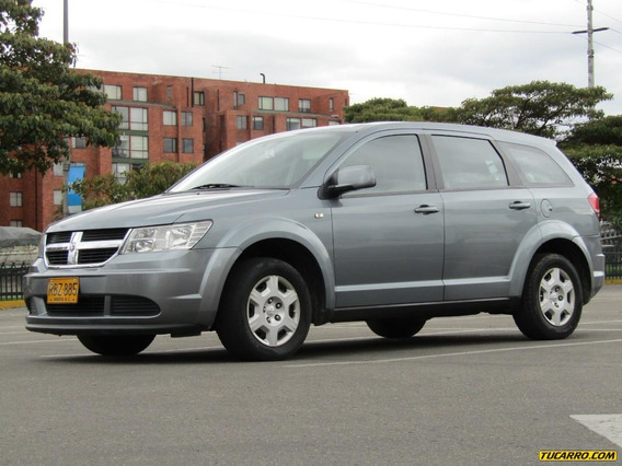 Dodge Journey Se At 2400cc Aa Ab Abs