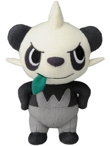 Imagem 1 de 3 de Pelúcia Pokémon - Figura Pancham 21cm - Wct Sunny Licenciada
