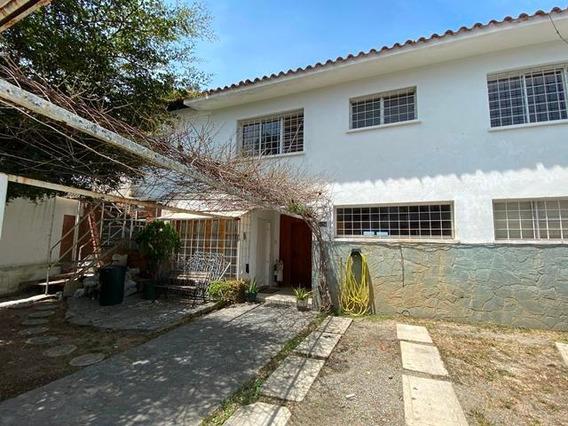 Casa En Venta Clnas Bello Monte Bh Código 21-8093