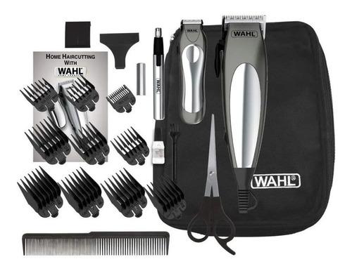 Maquina Wahl Deluxe Groom Pro + Trimmer + Patillera Original