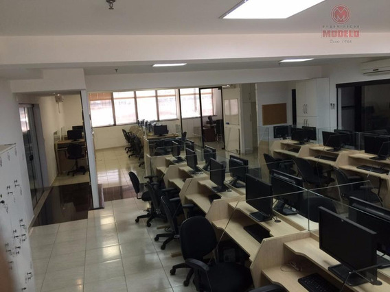 Sala Comercial À Venda, Centro, Piracicaba. - Sa0135
