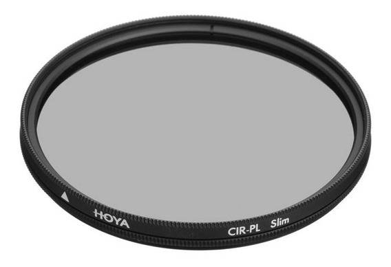 Filtro De Lente Objetiva Hoya Polarizador Cpl Slim 82mm