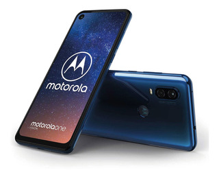 Motorola Moto One Vision 6,3` Fhd+ 4gb/128gb Video 4k Amv