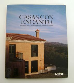 Casas Con Encanto Libro De Lujo De Revista Living 2009 Boedo