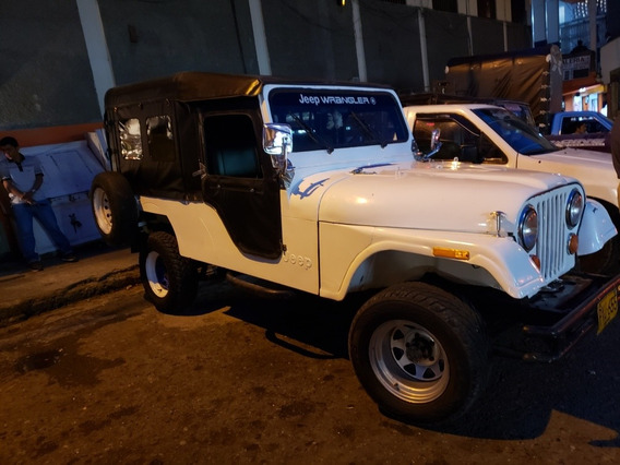 Jeep Willys Cj6