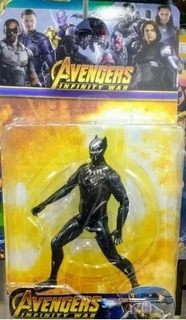 Muñecos Marvel Avengers Thanos Hulk Spider