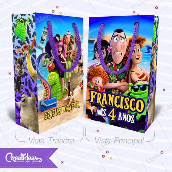 Hotel Transilvania Disney Bolsitas Personalizada Pack X30