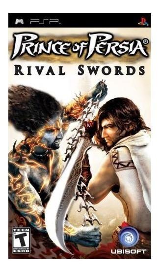 Prince Of Persia Rival Swords - Psp - Mídia Física - Usado